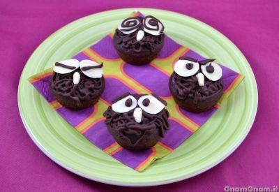 Gufetti cupcake – Video ricetta