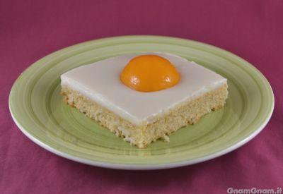 Torta uova al tegamino