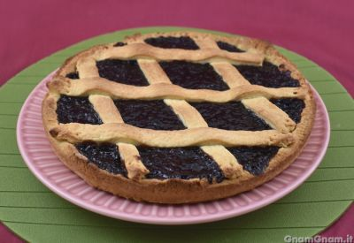 Crostata all'acqua