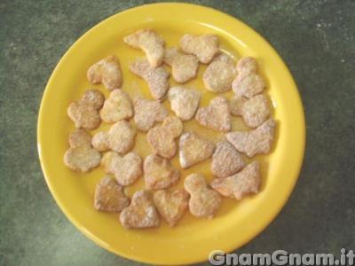 Biscotti al limone e rosmarino