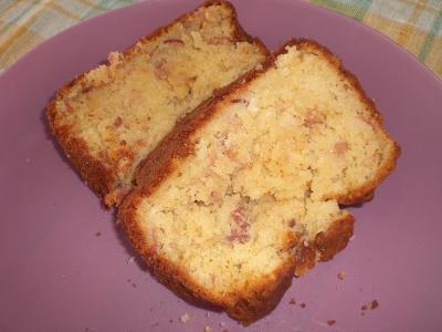 Pane al prosciutto e formaggio