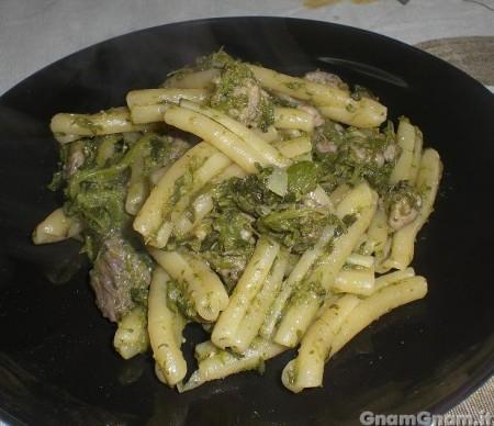Pasta salsicce e friarielli