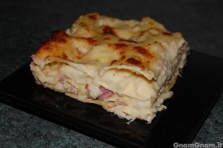 Lasagna con cavolfiore