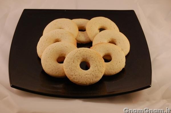 Ricetta biscotti facili e veloci
