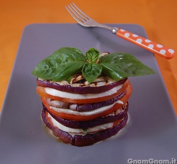 Ricetta veloce per melanzane alla parmigiana