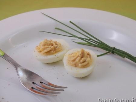 Uova tonnate