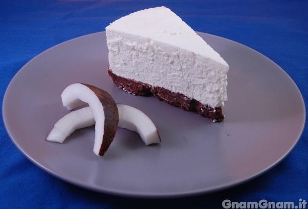 Ricetta torta yogurt fredda senza panna