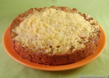 Pizza di polpettone