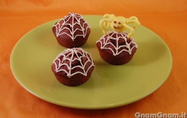 muffin di halloween la ricetta di gnam gnam. Black Bedroom Furniture Sets. Home Design Ideas