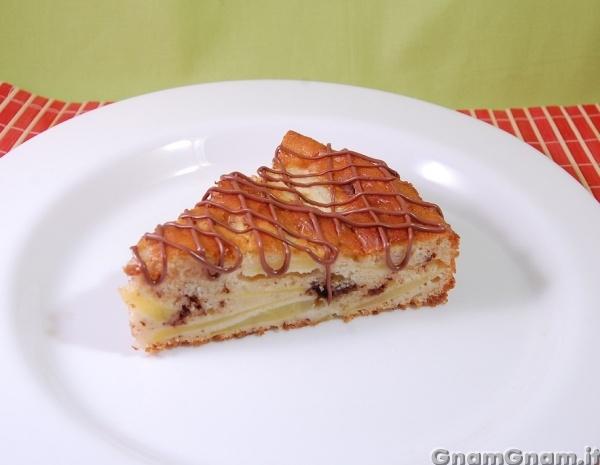 Ricetta torta di mele gnam gnam