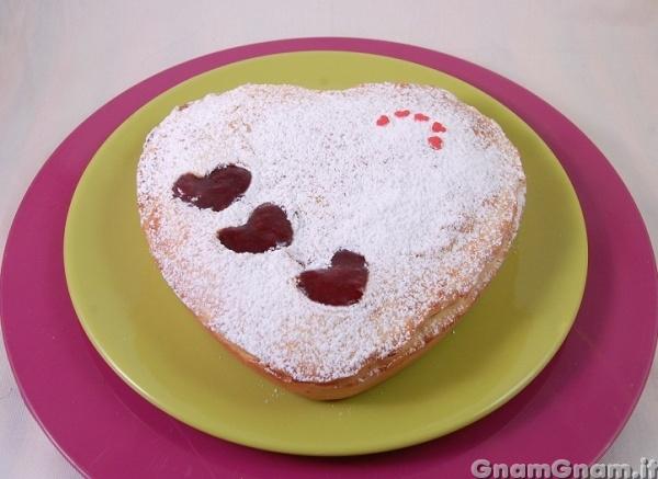 Crostata Di San Valentino La Ricetta Di Gnam Gnam Pagina Commenti 1