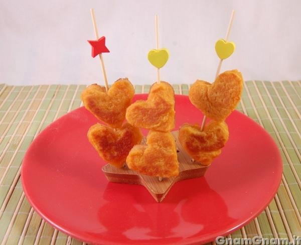 Spiedini di San Valentino - La ricetta di Gnam Gnam