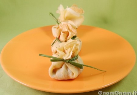 Crêpes salate salsicce e friarielli
