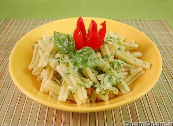 Ricette pasta di zucchine