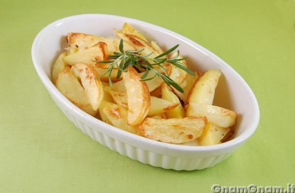 patate al forno veloci