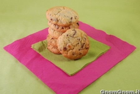 Cookies americani - Video ricetta
