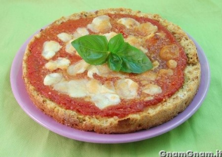 Finta pizza - Video ricetta