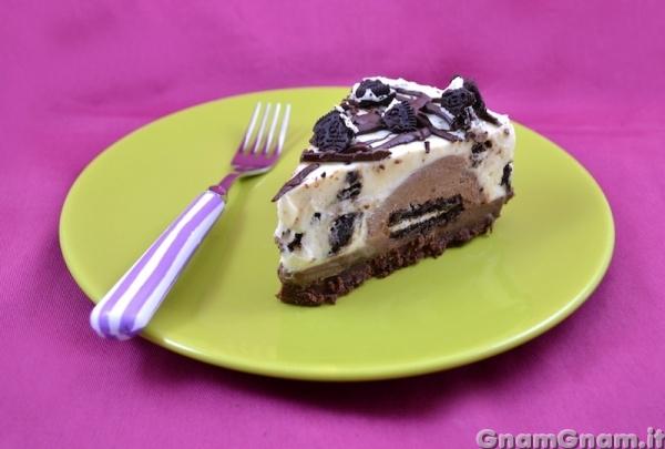 Ricetta torta oreo e nutella bimby