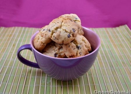 Cookies ai cereali