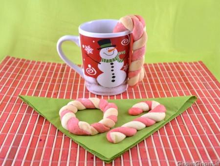 Bastoncini di zucchero biscotto