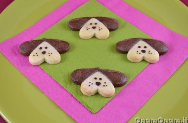 Biscotti a forma di cane - Ricetta Biscotti a forma di cane