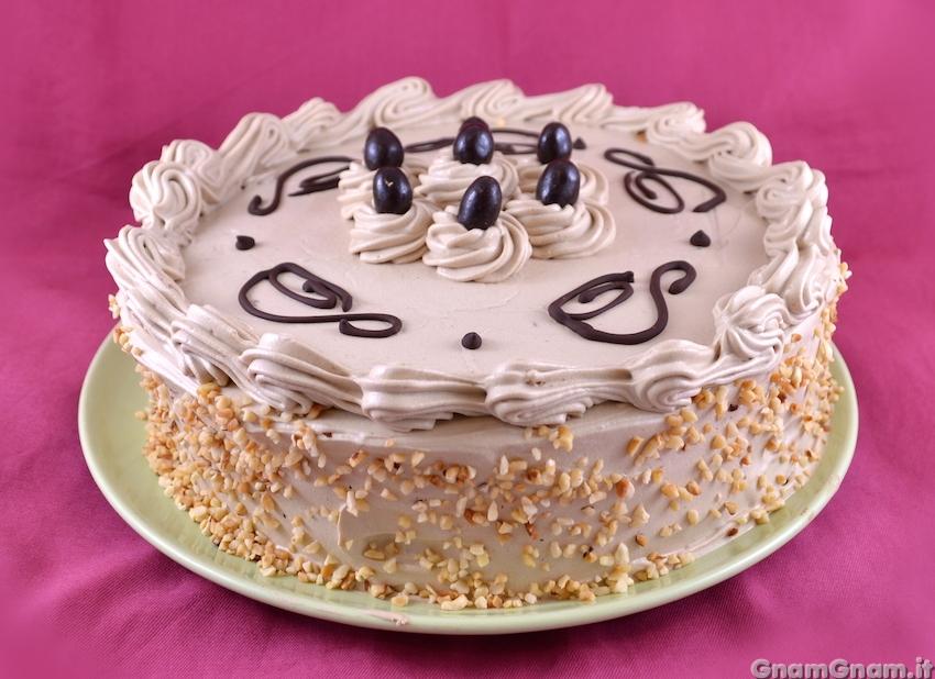 Torta moka la ricetta di gnam gnam - Bagno per torte senza liquore ...
