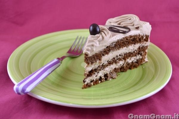 Torta Moka Bimby La Ricetta Di Gnam Gnam