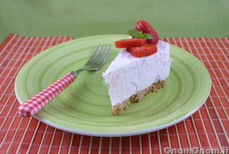 Torta fredda allo yogurt - Video ricetta