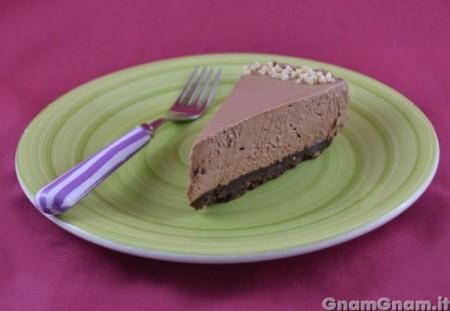 Cheesecake alla nutella senza cottura - Video ricetta