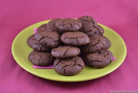 Biscotti al cioccolato - Video ricetta
