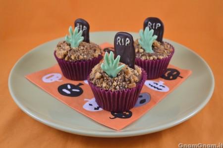 Cupcake tomba