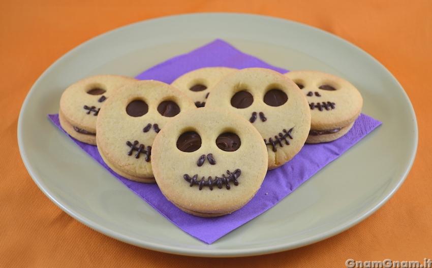 Dolci di Halloween cupcakes mostruosi | Ricette facili