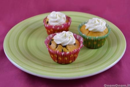 Muffin zucca e cioccolato - Video ricetta