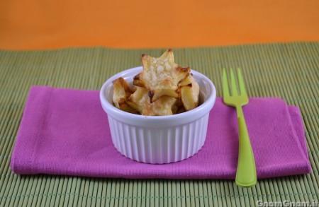 Stelline di patate