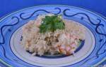 Risotto gamberoni e spumante – Video ricetta