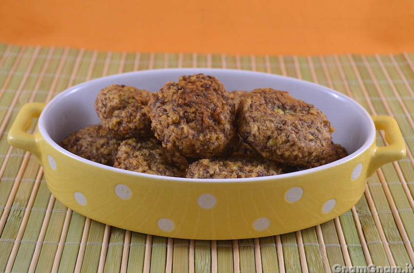 Falafel di lenticchie - La ricetta di Gnam Gnam
