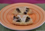 Fagottini funghi e gorgonzola