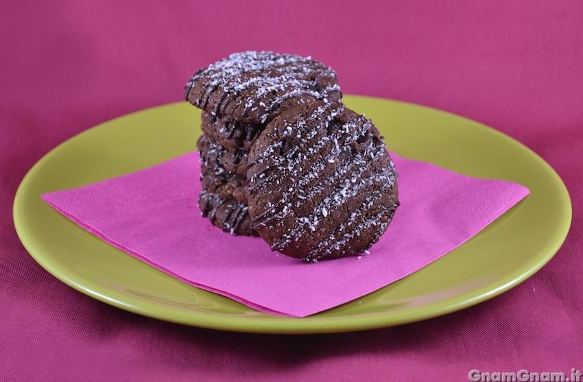 Ricetta biscotti al cocco con farina