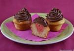 Muffin con cuore per San Valentino