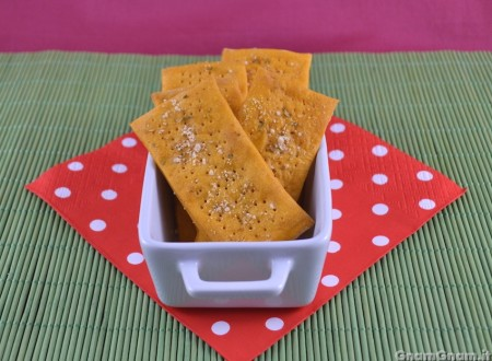 Crackers al gusto pizza