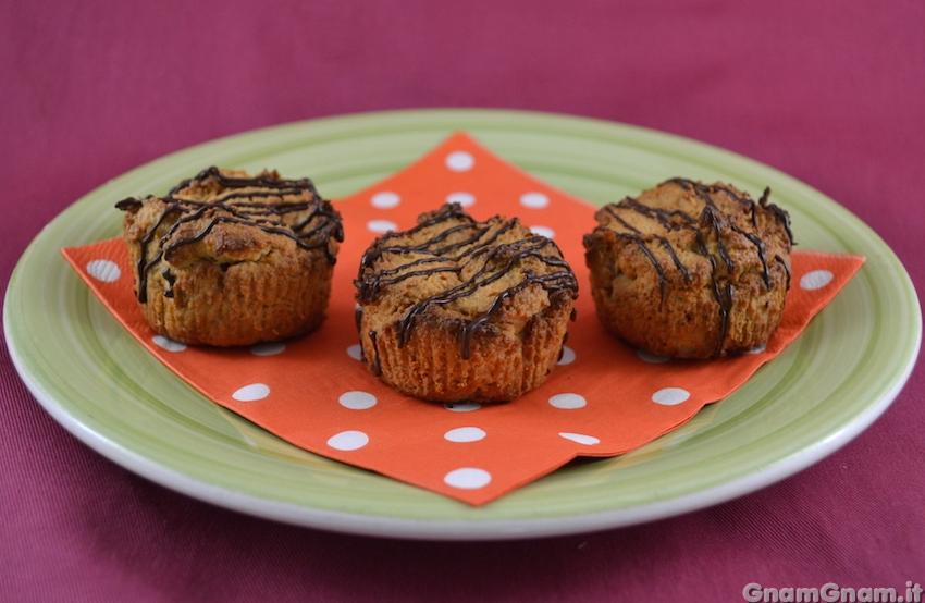 Muffin Di Colomba La Ricetta Di Gnam Gnam