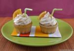 Spritz cupcake