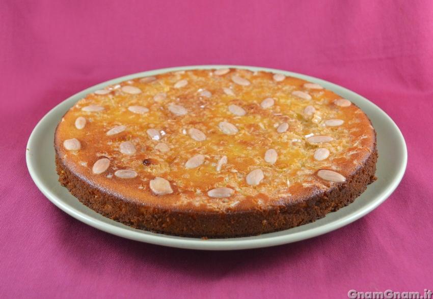 cabaf2575dd5 Torta di semolino - La ricetta di Gnam Gnam