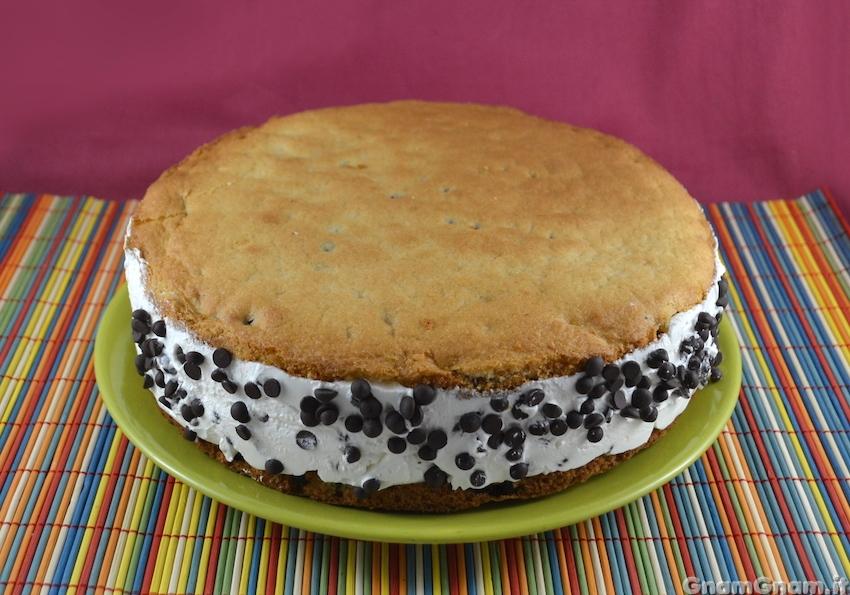 torta gelato cookie la ricetta di gnam gnam