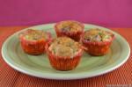 Muffin salati pollo e zucchine