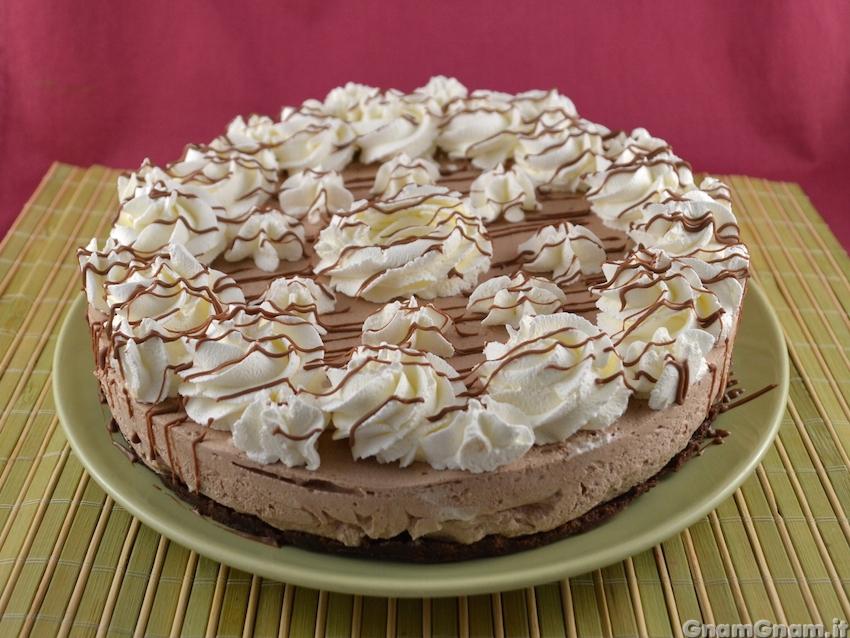 Ricetta x torta alla nutella