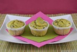 Muffin avocado e cioccolato