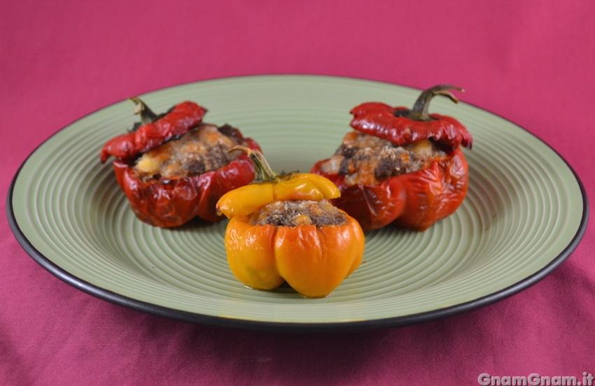 Papaccelle ripiene di carne