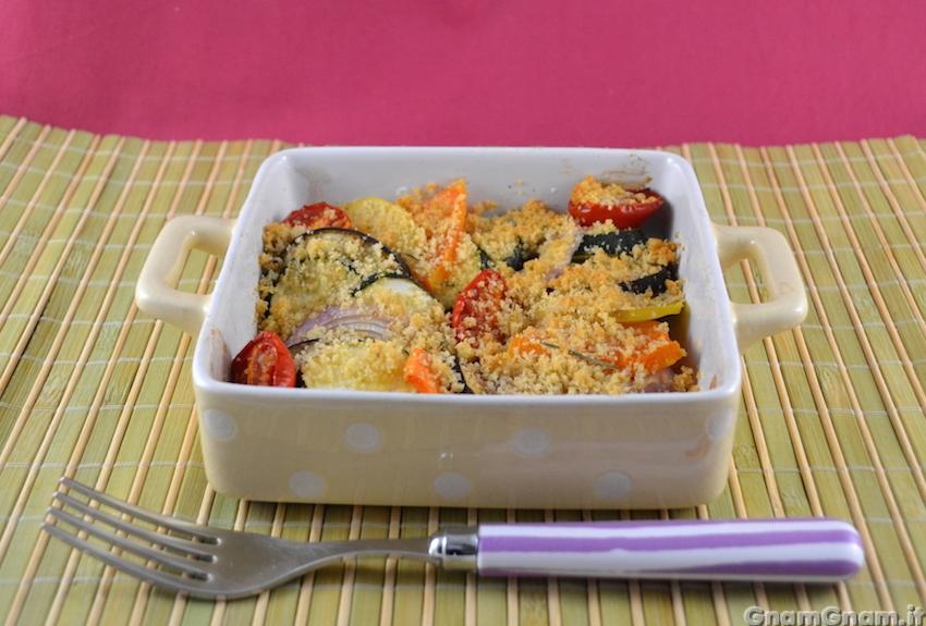 Verdure gratinate al forno la ricetta di gnam gnam - Forno ventilato per torte ...