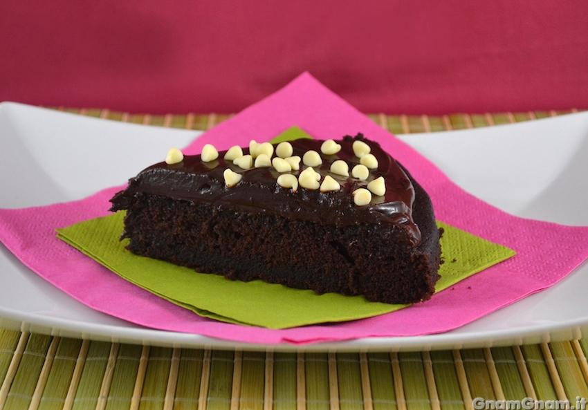 Ricetta Torta Al Cioccolato Gnam Gnam.Crazy Cake La Ricetta Di Gnam Gnam